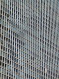 Biurowa fasada, Chicago Zdjęcia Royalty Free