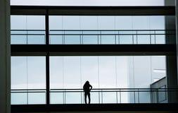 Biurowa kobieta Zdjęcie Stock