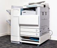 Biurowa kopiowa maszyna Obraz Royalty Free