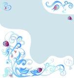 biurowa ladybird próbka Obraz Royalty Free