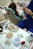 biurowa operacji stomatologicznej Obraz Stock