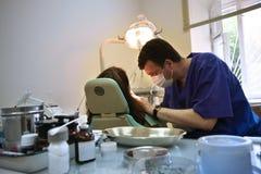 biurowa operacji stomatologicznej Fotografia Royalty Free