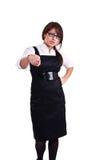 biurowa pracowniana kobieta Zdjęcie Royalty Free