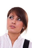 biurowa pracowniana kobieta zdjęcie stock