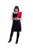 biurowa pracowniana kobieta zdjęcia stock