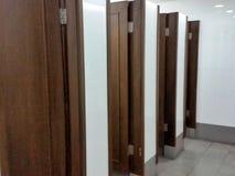 Biurowa toaleta Obraz Royalty Free