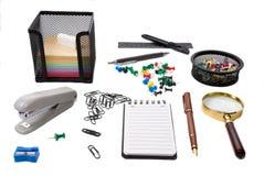 biurowe narzędzi Fotografia Stock