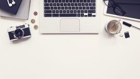 Biurowego biurka bohatera chodnikowiec Zdjęcie Stock