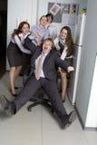 biurowi ludzie Fotografia Royalty Free