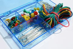 biurowi narzędzia Zdjęcie Stock