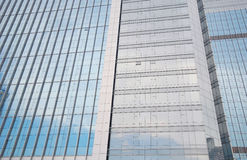 Biurowi okno Zdjęcie Stock