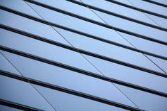 Biurowi okno rzędy Obraz Stock