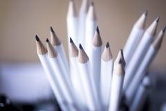 Biurowi pokojów konferencyjnych ołówki Zdjęcie Stock