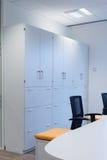 Biurowi Składowi gabinety Obraz Stock