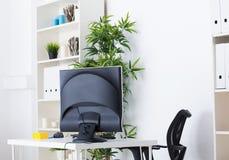 Biurowy biurko Obrazy Stock