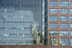 Biurowy i mieszkaniowy kompleks Obrazy Stock