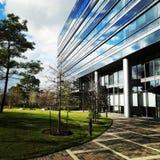 Biurowy krajobraz Fotografia Stock