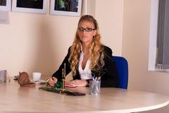 biurowy photoset Zdjęcia Royalty Free