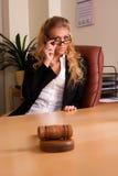biurowy photoset Zdjęcia Stock