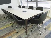 Biurowy pokój konferencyjny Obrazy Stock