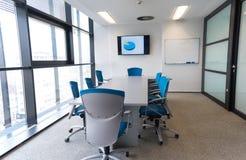 Biurowy pokój konferencyjny Obraz Royalty Free