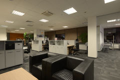 Biurowy wnętrze Zdjęcie Royalty Free