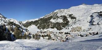 Bivio Ski Resort Imagen de archivo