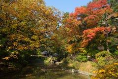 Biwon (giardino segreto) (costruito 1623 in avanti) Immagini Stock