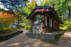 Biwon (giardino segreto) (costruito 1623 in avanti) Fotografia Stock