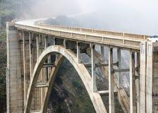 bixby桥梁 库存图片