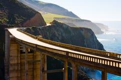 bixby мост Стоковые Изображения RF