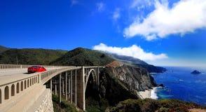 Bixby Brücke Stockfotos