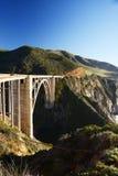Bixby Brücke Lizenzfreies Stockbild