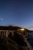 Bixby Brücke Lizenzfreies Stockfoto