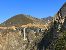 Bixby Bridge Royalty Free Stock Photos