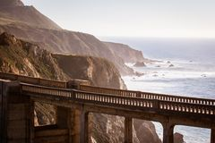 Bixby Bridge Stock Images