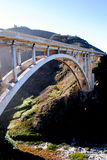 Bixby Canyon Classic Bridge Stock Images