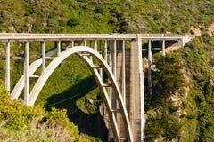 Free Bixby Creek Bridge, Also Known As Bixby Canyon Bridge, On The Big Sur Coast, CA Royalty Free Stock Photos - 181853588