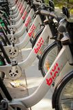 Bixi Stock Photography