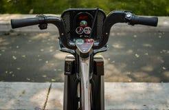 Bixi roweru rękojeści Obrazy Royalty Free
