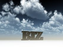 Biz domain Stock Photo