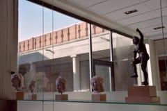 Bizantyjski muzeum Saloniki Zdjęcia Stock