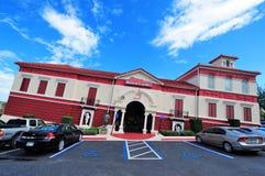 Bizarre architectuur in Orlando Royalty-vrije Stock Foto