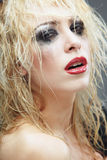 Bizarre beauty Stock Images