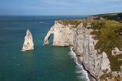 Bizarre cliffs Stock Images