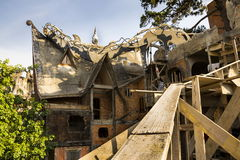 Bizarre construction of the Crazy house in Dalat, Vietnam. Bizarre construction of the Crazy house in Dalat Vietnam Stock Photography