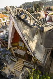 Bizarre construction of the Crazy house in Dalat, Vietnam. Bizarre construction of the Crazy house in Dalat Vietnam Stock Photo