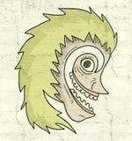 Bizarre mask Stock Photography