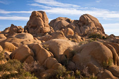 Bizarre Rock Formations Stock Photography