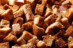 Bizcochos tostados Fotos de archivo